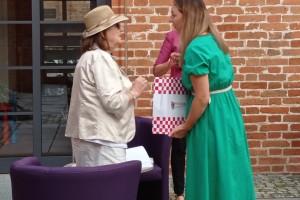 Spotkanie z Teresą Nietykszą